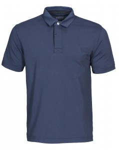 HARVEST KOSZULKA POLO AMHERST FADED BLUE