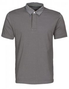 HARVEST KOSZULKA POLO AMHERST FADED GREY
