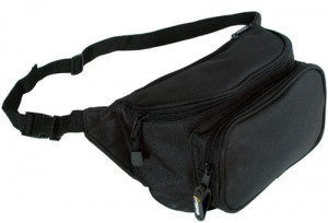 SASZETKA GRIZZLY - Waistbag