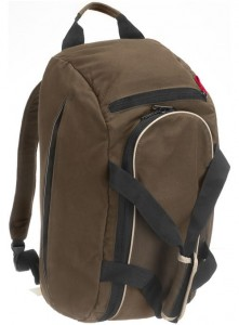 PLECAK GRIZZLY - Canvas Daypack