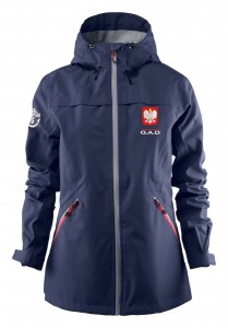 PRINTER TEAM JACKET LADY NAVY PZŻ