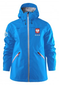 PRINTER TEAM JACKET BLUE PZŻ