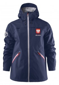PRINTER TEAM JACKET NAVY PZŻ