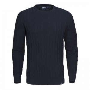 HARVEST SWETER TREADVILLE NAVY