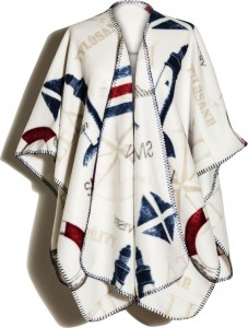 LORD NELSON VICTORY PONCHO KUST