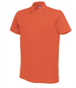 D.A.D KOSZULKA POLO PARKES LIGHT ORANGE