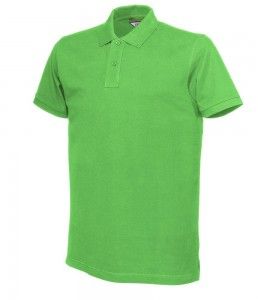 D.A.D KOSZULKA POLO PARKES LIGHT GREEN