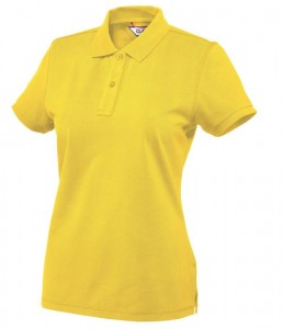 D.A.D KOSZULKA POLO PARKES LADY YELLOW