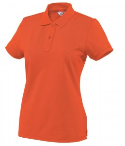 D.A.D KOSZULKA POLO PARKES LADY LIGHT ORANGE