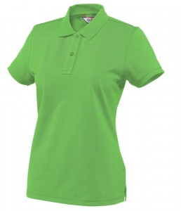 D.A.D KOSZULKA POLO PARKES LADY LIGHT GREEN