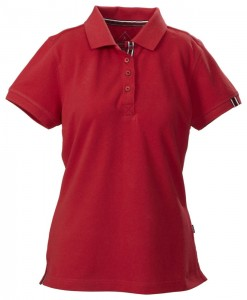HARVEST KOSZULKA POLO AVON LADIES RED