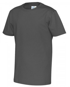 COTTOVER DZIECIĘCY T-SHIRT KID CHARCOAL