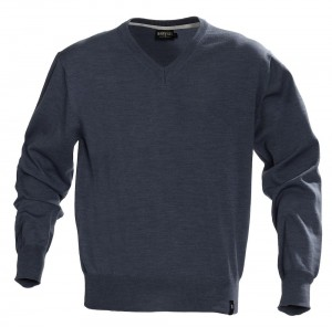 HARVEST SWETER MĘSKI BLOOMINGTON DENIM MELANGE