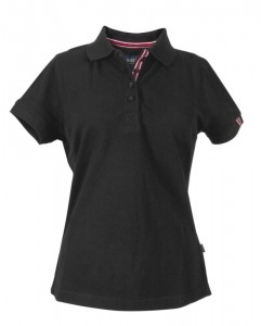 HARVEST KOSZULKA POLO AVON LADIES BLACK