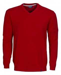HARVEST SWETER NOTTINGMOON RED