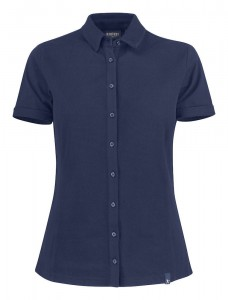 HARVEST KOSZULKA POLO SHELLDEN  LADY NAVY