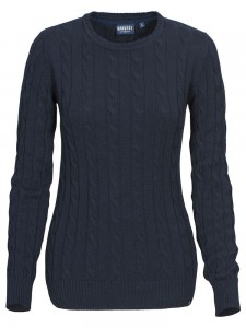 HARVEST SWETER TREADVILLE LADY NAVY
