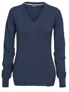 HARVEST SWETER NOTTINGMOON LADY FADED BLUE
