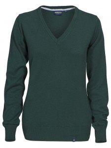 HARVEST SWETER NOTTINGMOON LADY FORREST GREEN